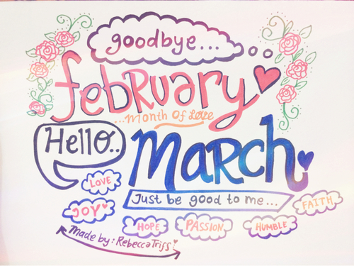 March_500